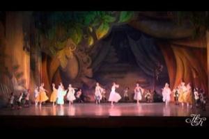 """Фрагменты из балета """"Золушка"""""""