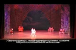 "Фрагменты балета ""Щелкунчик"" на конкурсе ""Гран Па"" в г. Донецк 01.04.12"