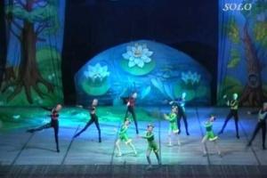 """Демо-видео балета-буффонады """"Пиноккио"""""""