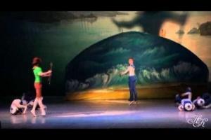 "Фрагменты балета-сказки ""Русалочка"""
