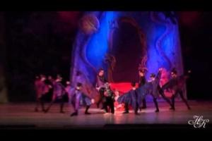 """Фрагменты балета-сказки """"Белоснежка и семь гномов"""""""